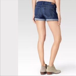 Paige Rolled Cuff Shorts